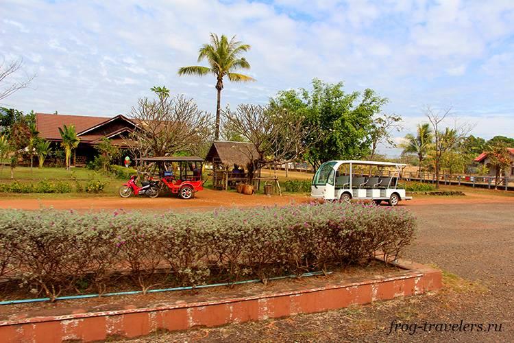 Как добраться Ват Пху Лаос