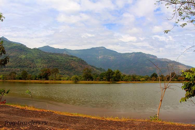 Природа на юге Лаоса