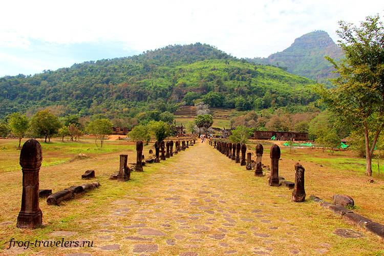 Wat Phou Лаос фото