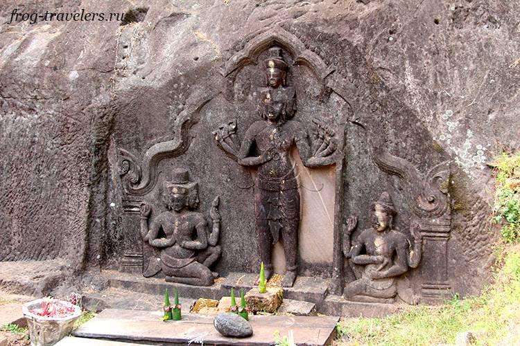 Индуистская троица