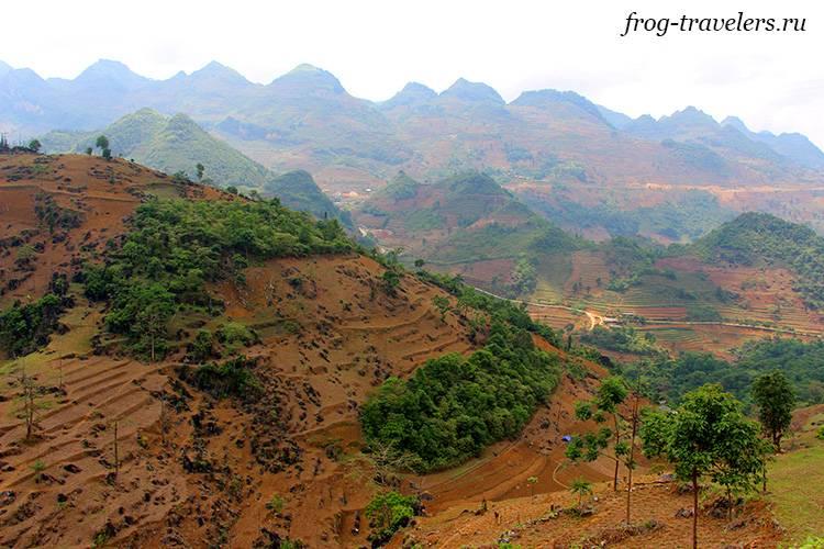 Природа Северного Вьетнама