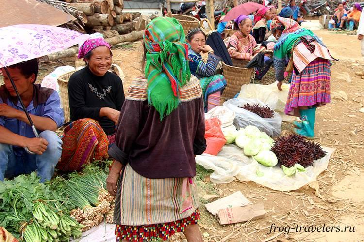 Рынок Кан Кау