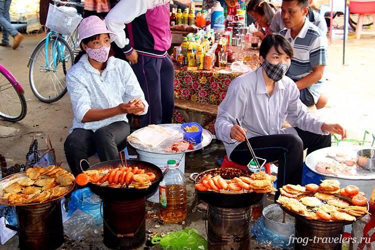 Рынки Bac Ha