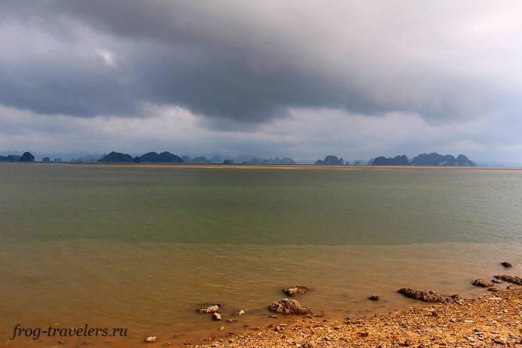 Погода Халонг Бэй