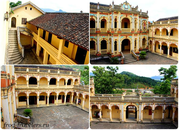 Дворец Hoang a Tuong Palace