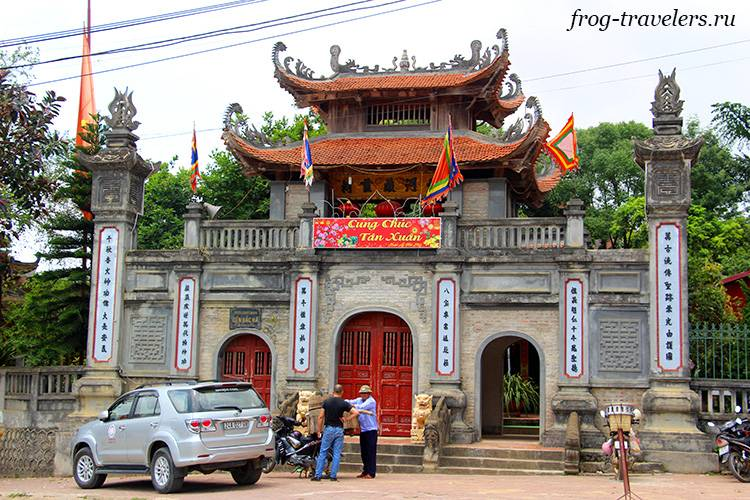 Храм Bac Ha Temple