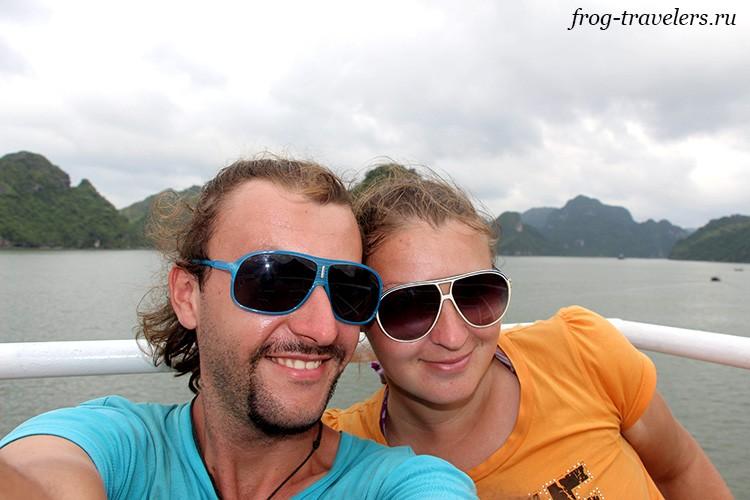 Костя и Марина Саморосенко