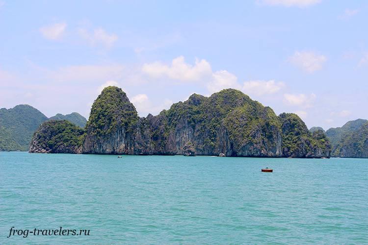 Залив Халонг Вьетнам