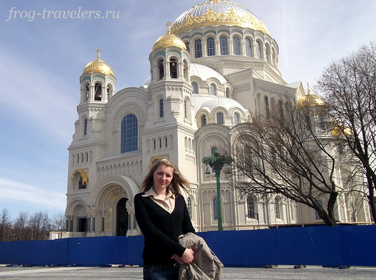 Реконструкция Морского собора