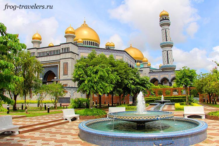 Мечети Бруней-Даруссалам