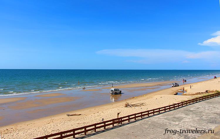 Пляжи Бруней-Даруссалам