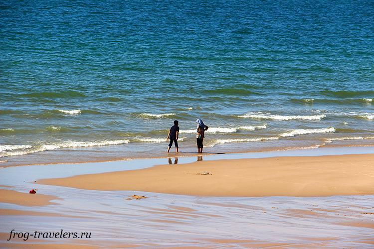 Пляж Беракас