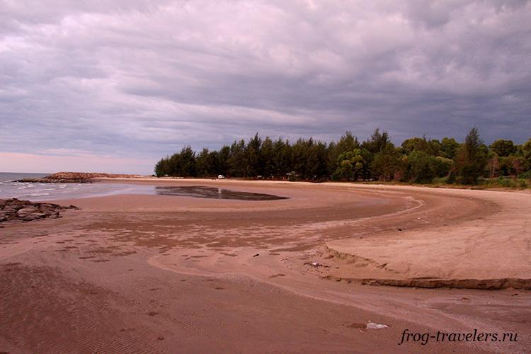 Пляж Пенаджонг