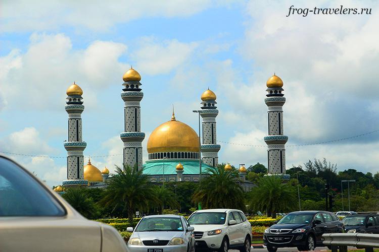 Мечеть Султана Бандар-Сери-Бегаван