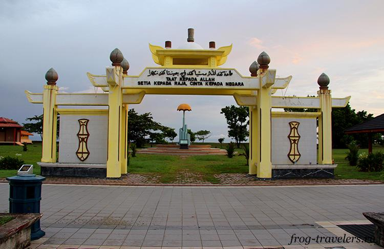 Pantai Panaga beach