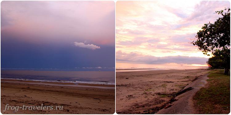 Пляж Панага