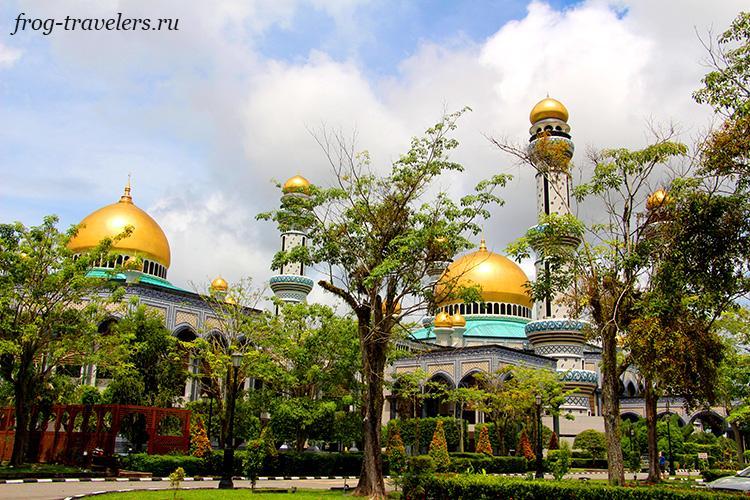 Что посмотреть Бруней