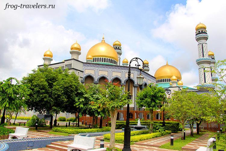 Мечеть Султана Бруней