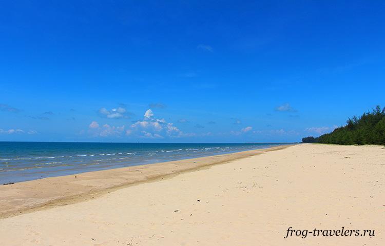 Пляжи Брунея