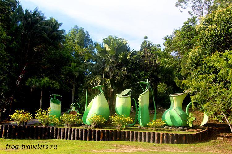 Парк в Брунее