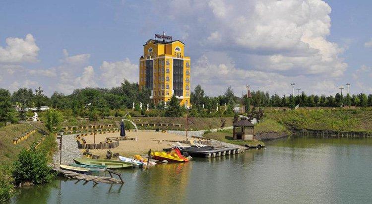Гостиницы Жуковский Московская область Креатово