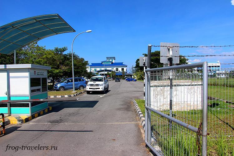 Паромный терминал Сераса Бруней