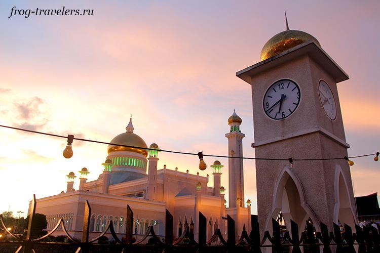 Мечети Азии
