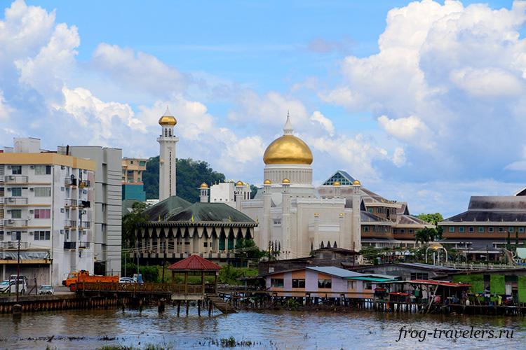 Мечети Брунея на фото