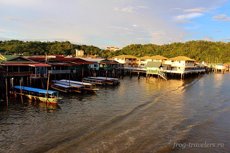 Экскурсии в Брунее