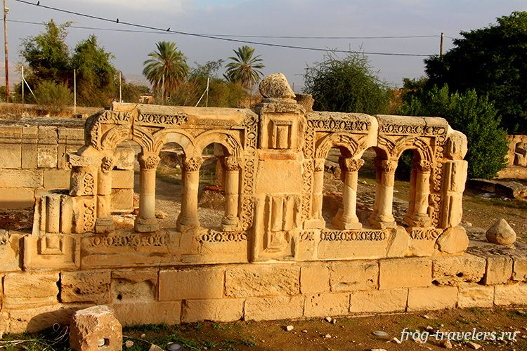 Дворец халифа Хишама Иерихон