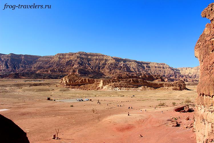 Вид с Египетской горы