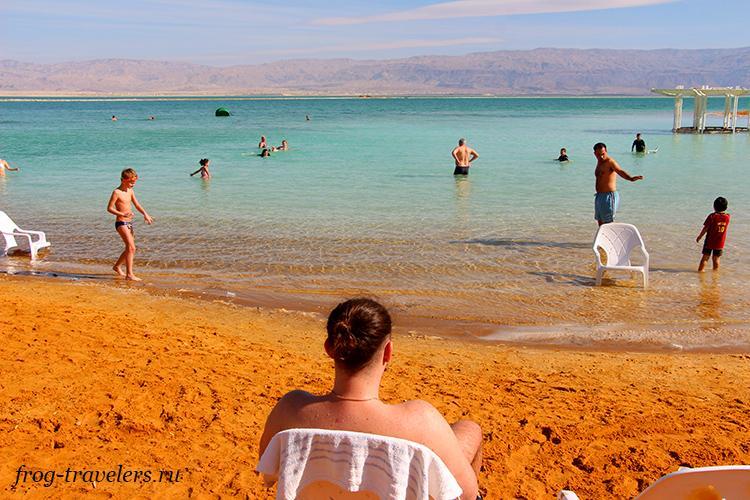 Отдых в отеле Ход на Мертвом море в Израиле