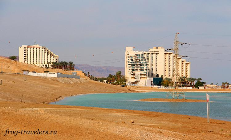 Курорт Неве-Зоар на Мертвом море