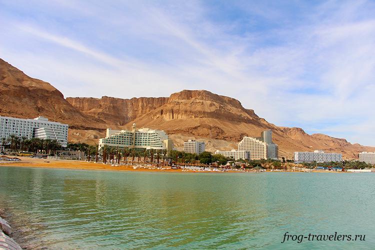 Где лучше отдыхать на Мертвом море