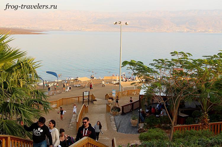 Пляж Калия Иерусалим