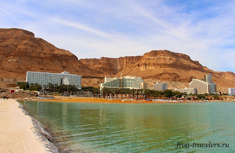 Отдых на Мертвом море Израиль