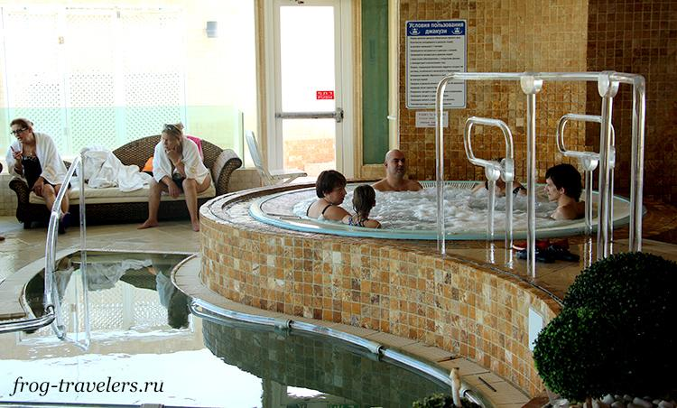 СПА-центры при отелях
