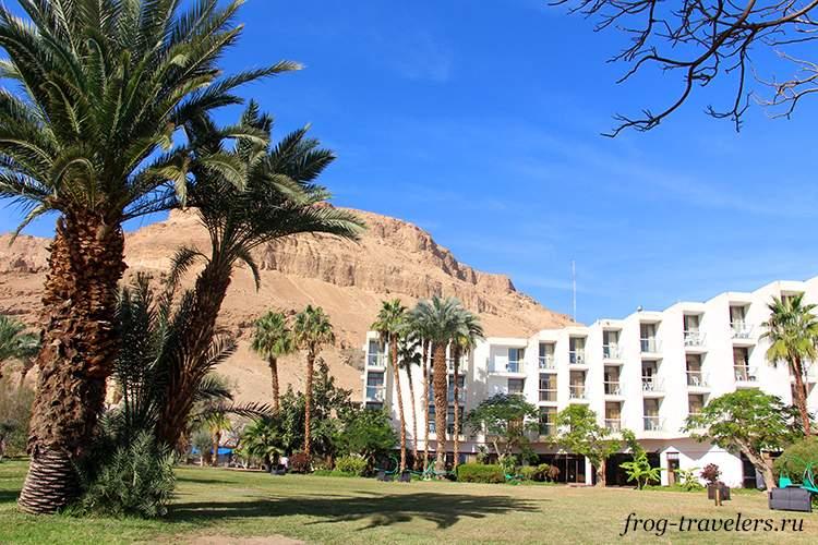 Отель Leonardo Inn Hotel Dead Sea 3*