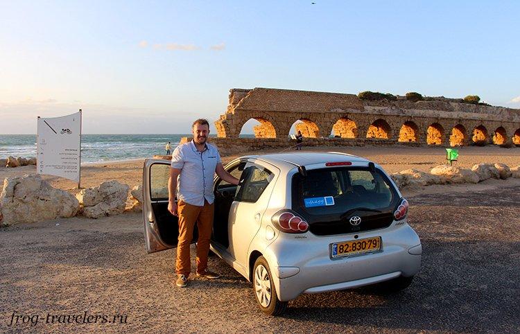 Аренда авто в Израиле