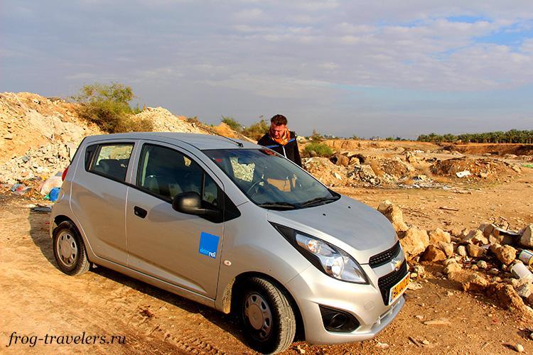 Автомобиль напрокат в Израиле