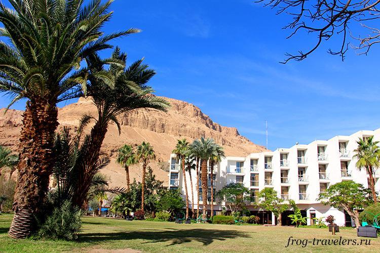 Отель Леонардо Инн Мертвое море