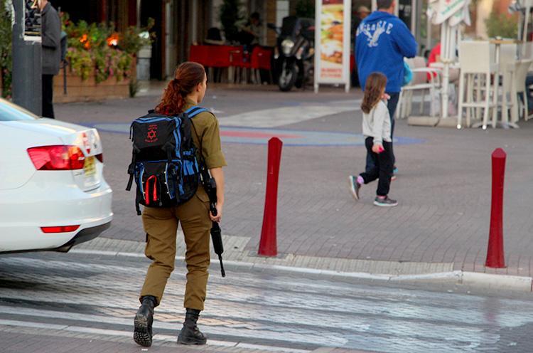 Защитники Израиля