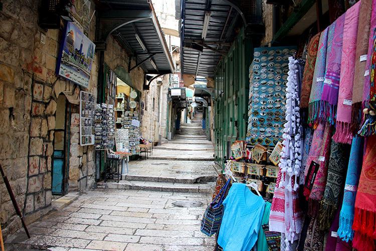 Улочки старого Иерусалима