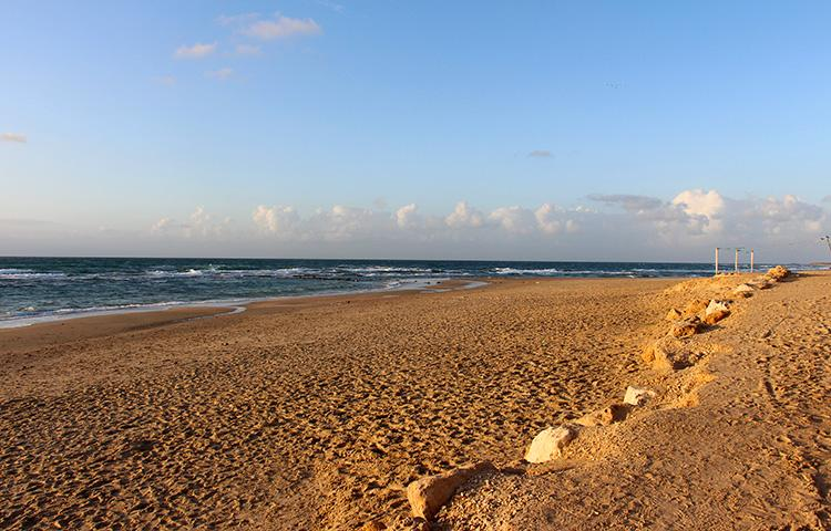 Отдых в Израиле на Средиземном море