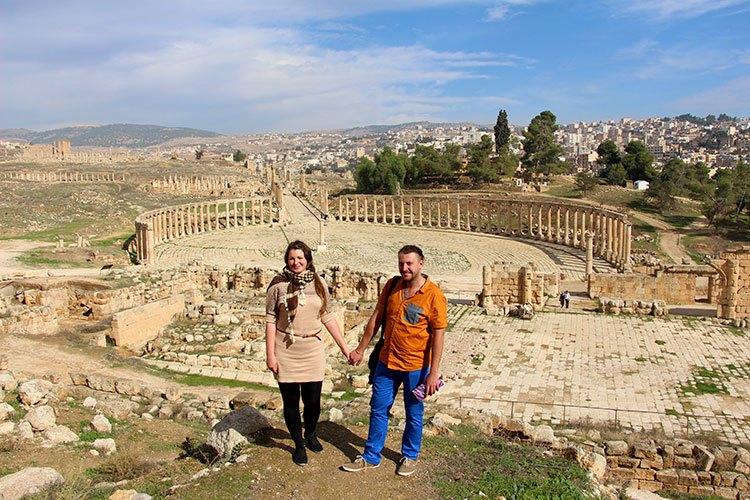 Самостоятельное путешествие в Иорданию