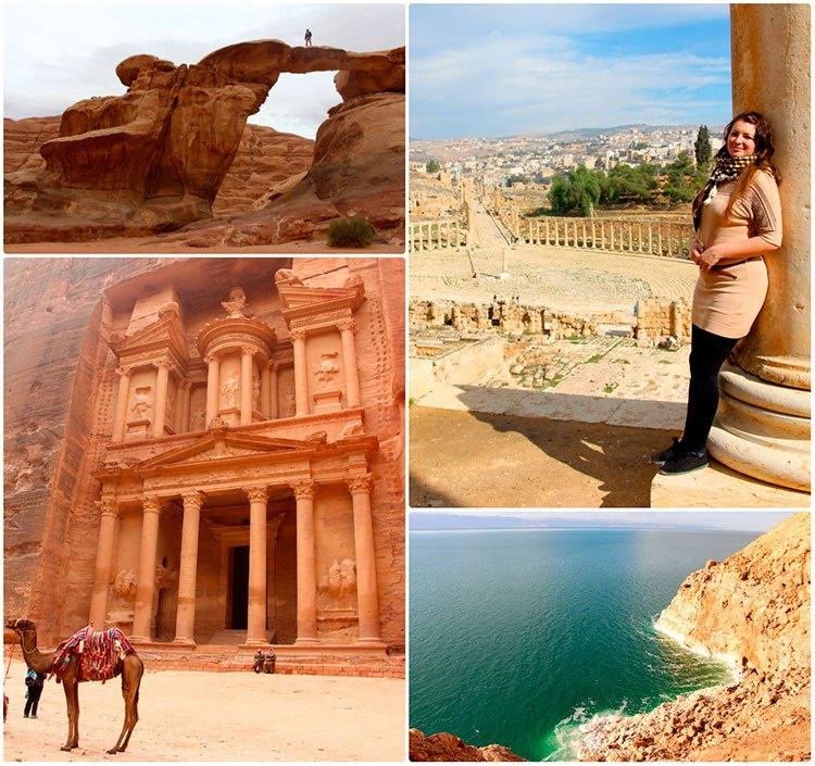 Цены в Иордании на достопримечательности