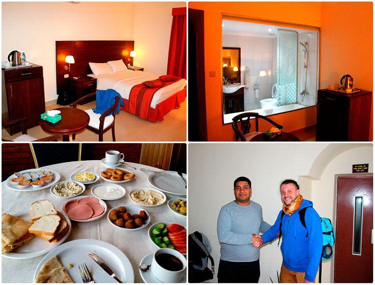 Цены на отели в Иордании