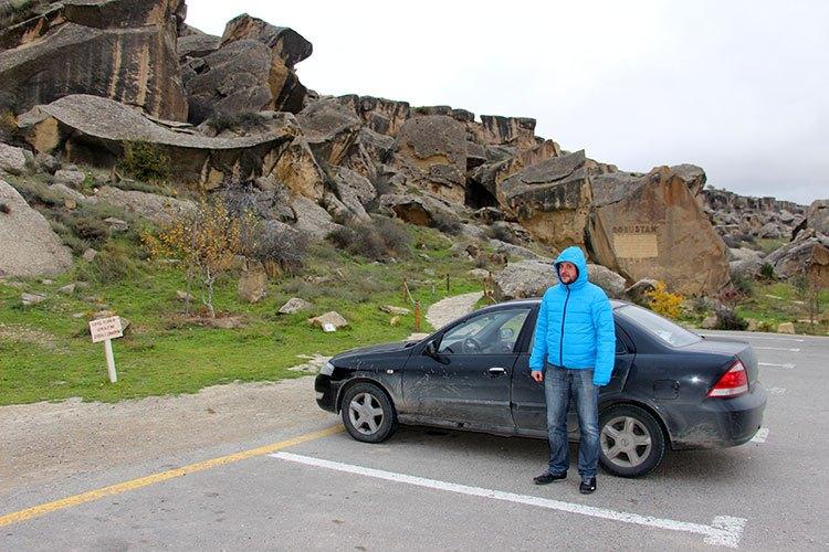 Аренда машины в Баку